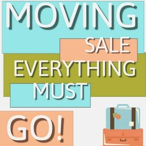 MOVING HOUSE JUNE 1ST!